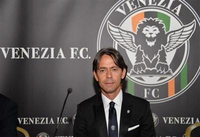 Filippo Inzaghi nuovo allenatore del Venezia