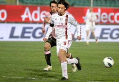 Inzaghi ha scelto di restare al Milan (foro Infophoto)