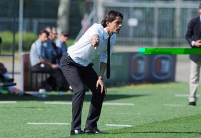 Inzaghi, ex Milan (Infophoto)