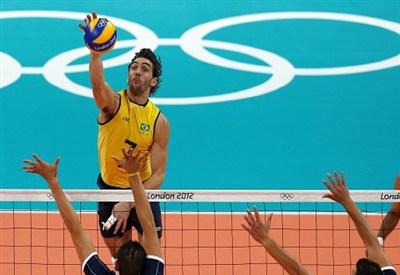 Il Brasile è vice campione olimpico in carica (Infophoto)