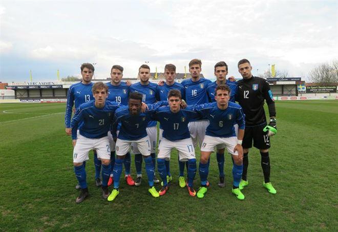 Diretta Italia Norvegia U19