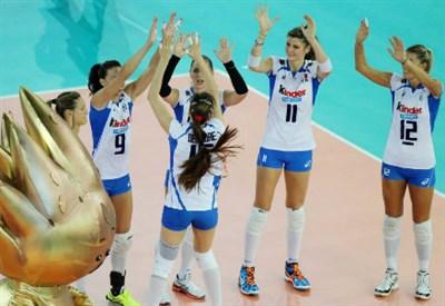 L'Italia entra in campo: gioca oggi per il bronzo