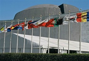 PHOTO/ January 10: League of Nations (1920) and United Nations (1946)