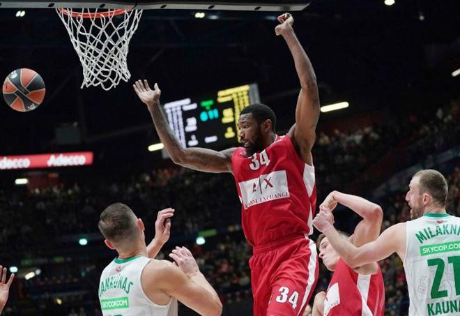 Diretta Valencia Olimpia Milano, basket Eurolega (Foto LaPresse)
