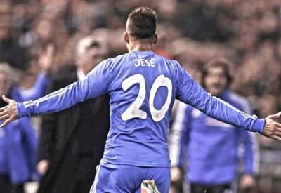 Jesé Rodriguez, uno dei prodotti recenti della cantera del Real Madrid
