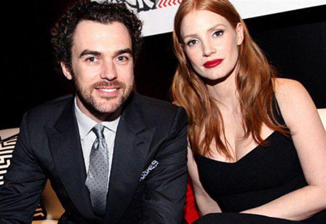 Jessica Chastain e Gian Luca Passi: matrimonio vip a Treviso