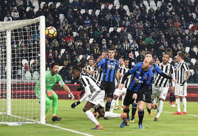 Diretta Juventus Atalanta, recupero Serie A 26^ giornata (Foto LaPresse)