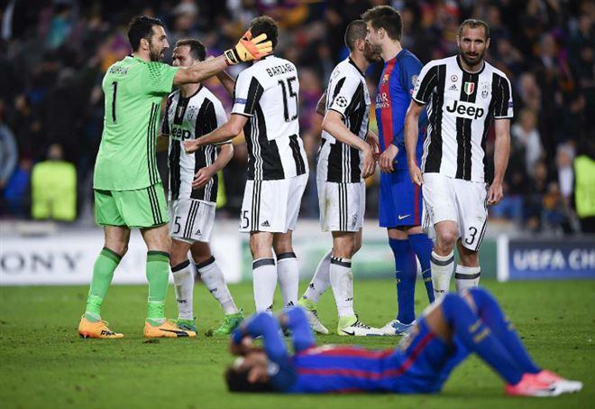 Quale avversaria per la Juventus in semifinale di Champions League? (LaPresse)