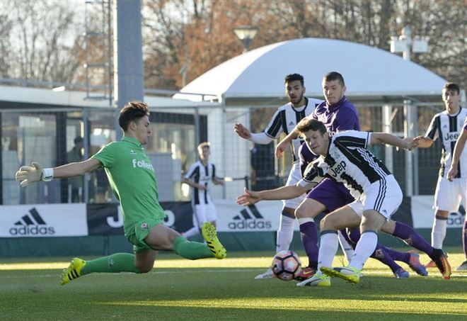 Primavera, Final Eight: Juventus e Fiorentina in semifinale