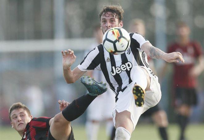 Diretta Cagliari Juventus Primavera (foto LaPresse)