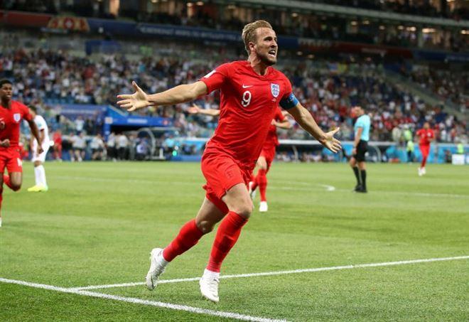 Harry Kane, capocannoniere dei Mondiali 2018 (Foto LaPresse)