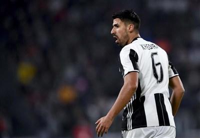 Il centrocampista della Juventus, Sami Khedira (Lapresse)