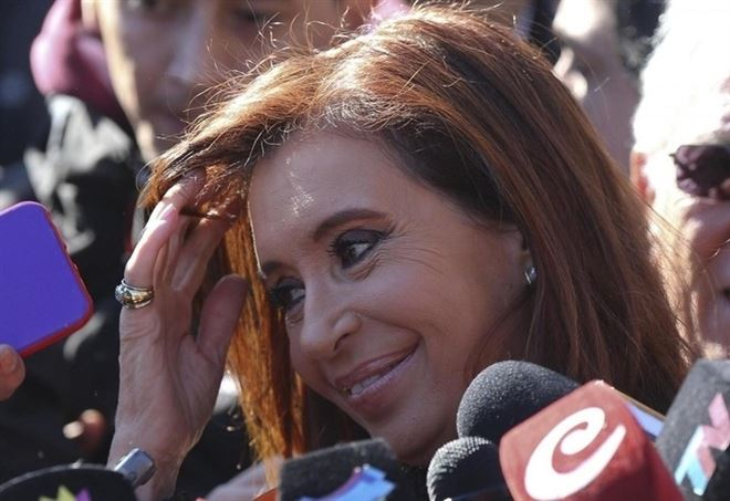 Cristina Fernandez de Kirchner (Lapresse)