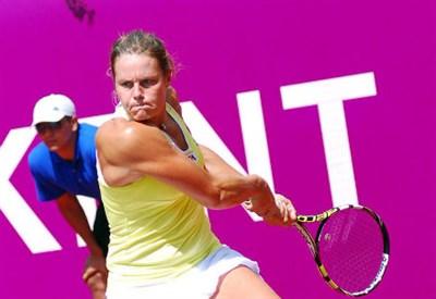 Karin Knapp, 27 anni: primo titolo WTA in carriera
