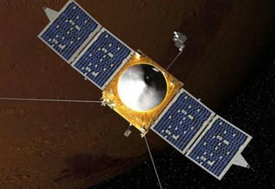 La sonda MAVEN
