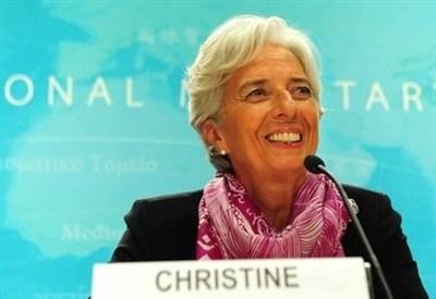 Christine Lagarde (Infophoto)
