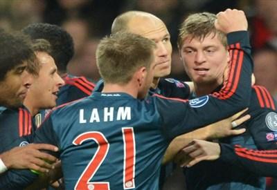 Lahm, capitano del Bayern Monaco (Infophoto)
