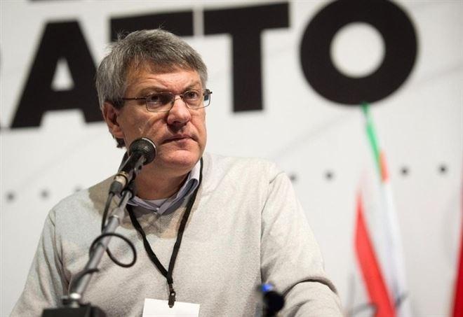 Maurizio Landini (Lapresse)
