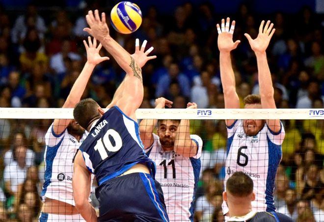 Diretta Italia Olanda, Mondiali volley 2018 (Foto LaPresse)