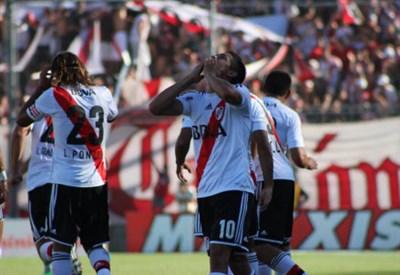 Manuel Lanzini, 21 anni, trequartista del River Plate