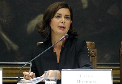Laura Boldrini (Foto: LaPresse)