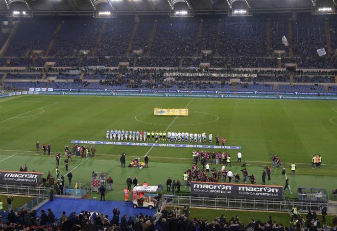 Video Juventus Lazio (LaPresse)