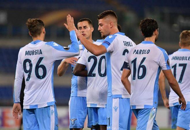 Diretta Waregem Lazio (LaPresse)