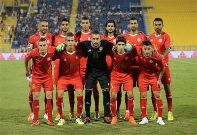 Dall'account facebook.com/Lebanese-national-football-team-official-fan-page