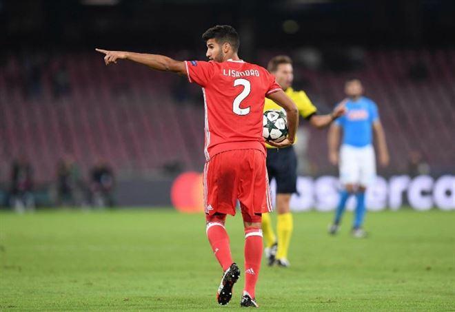 Calciomercato Inter - Lisandro Lopez (Foto LaPresse)