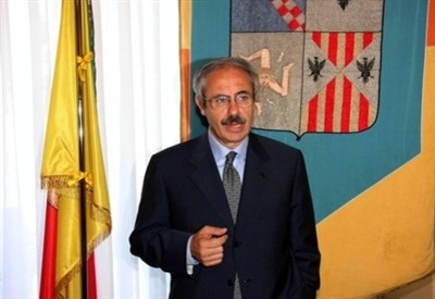 Raffaele Lombardo (Infophoto)