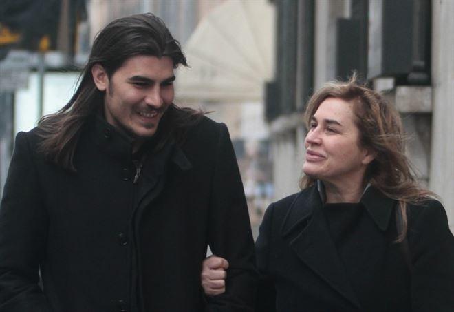 Lory Del Santo e Marco Cucolo (Foto: LaPresse)