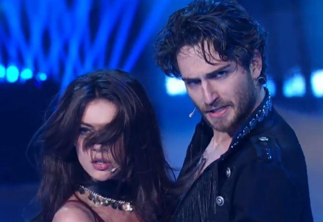 Luca Favilla e Cristina Ich (Ballando con le Stelle 2018