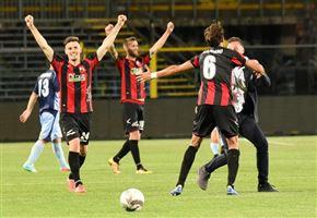 Video/ AlbinoLeffe Lucchese (0-0): gli highlights della partita (Lega Pro 2017, ritorno ottavi playoff)