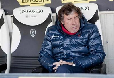 Alberto Malesani, allenatore Palermo (Foto Infophoto)