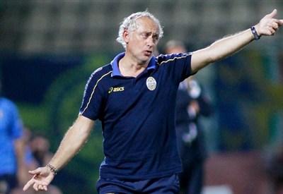 Andrea Mandorlini, allenatore del Verona (Infophoto)