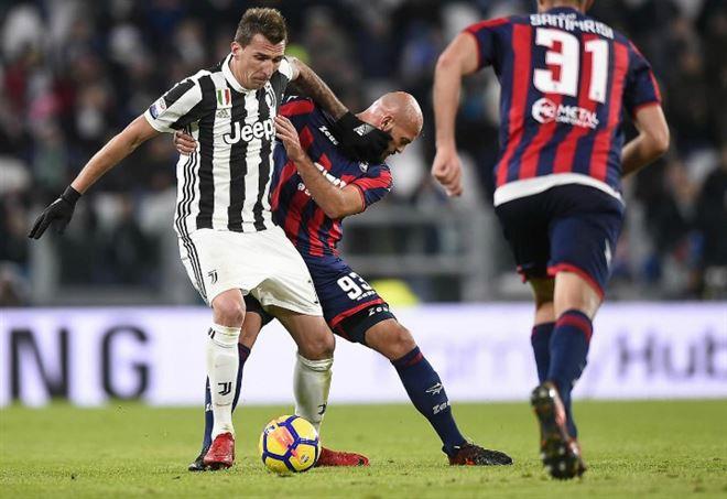 Probabili formazioni Crotone Juventus, Serie A 33^ giornata (Foto LaPresse)