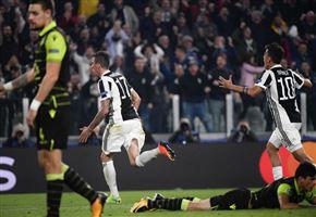 Video/ Juventus Sporting (2-1): highlights e gol della partita. Parla Chiellini (Champions League girone D)