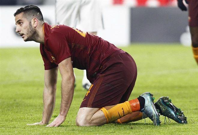 Calciomercato Roma, Kostas Manolas - La Presse