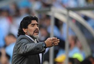 Diego Maradona (Infophoto)