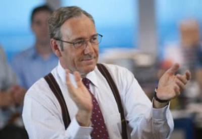 Una scena del film Margin call