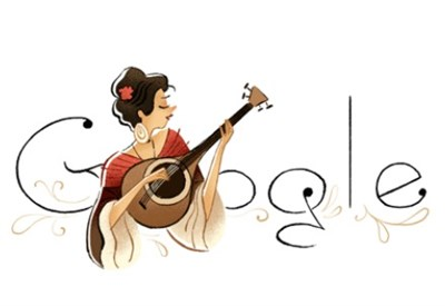 Maria Severa Onofriana, doodle di Google