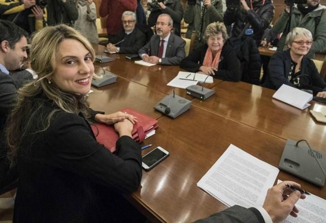 Contratti Statali, Marianna Madia, Ministro PA (LaPresse)
