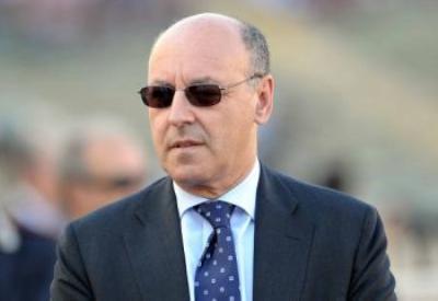 Beppe Marotta, ad della Juventus (Foto Infophoto)
