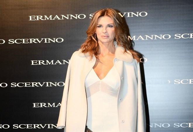 Martina Colombari ospite a Chiambretti Matrix
