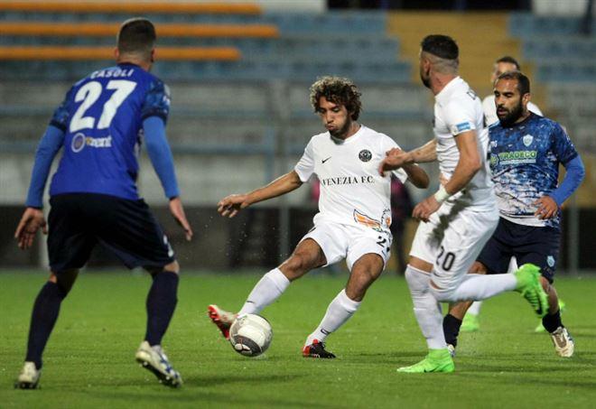 La Coppa Italia di Lega Pro al VENEZIA: 3-1 al MATERA!