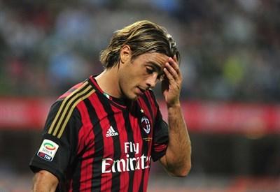 Alessandro Matri, 29 anni (Infophoto)