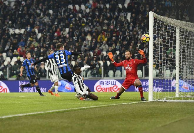 Probabili formazioni Juventus Atalanta, recupero Serie A (Foto LaPresse)