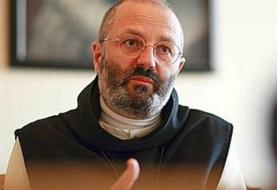 Padre Mauro-Giuseppe Lepori OCist