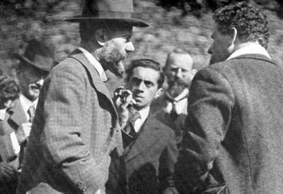 Max Weber (1864-1920) (Immagine d'archivio)