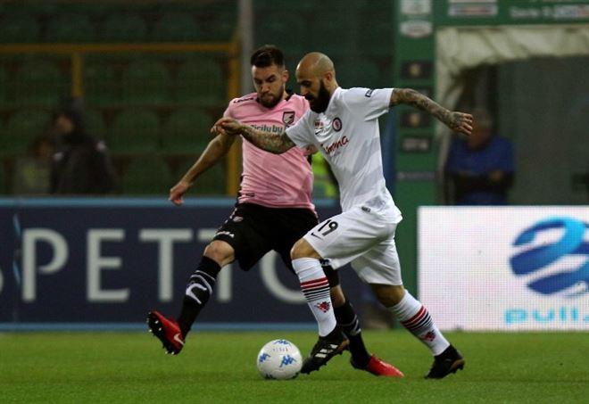Diretta Foggia Palermo, Serie B 3^ giornata (Foto LaPresse)